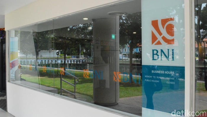 Ini Penampakan Kantor Baru Bni Di Singapura