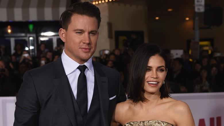Kocak! Saat Channing Tatum dan Istri Jadi Klien Makeover Putrinya/ Foto: Kevin Winter