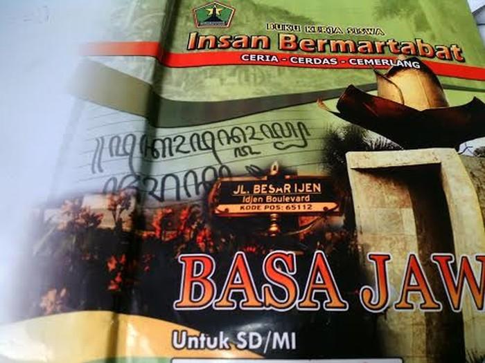 LKS Bahasa Jawa SD/MI di Malang Ditarik