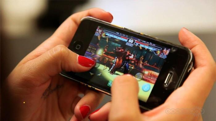 Gaming di perangkat mobile