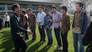 Jokowi Sapa Karyawan Facebook Asal Indonesia