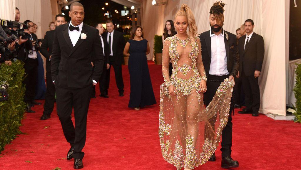 Foto: Terungkap 4 Gaya Seksi Beyonce Favorit Sang Stylist
