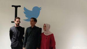 Ketika Indonesia Raya Berkumandang di Markas Twitter
