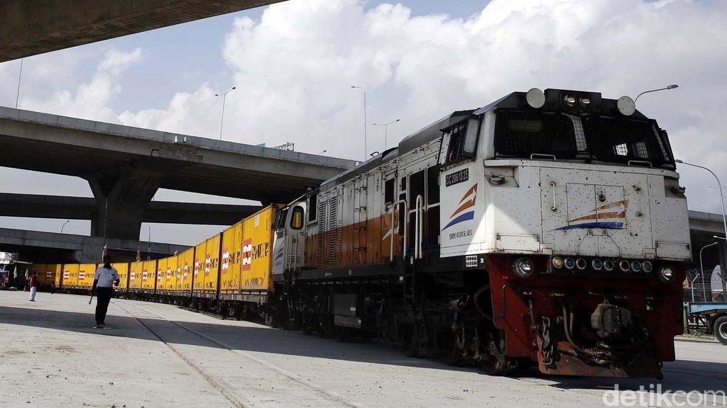 Pembangunan Akses Kereta ke Pelabuhan Bakal Digenjot