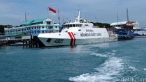 Bakamla Tangkap Kapal Vietnam Berbendera Malaysia di Natuna