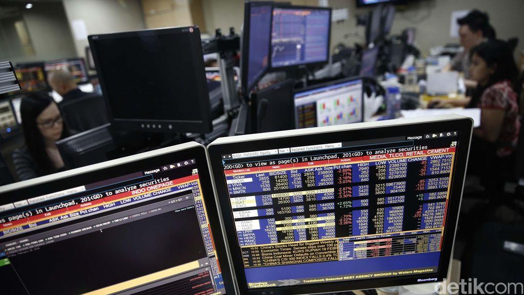 Tax Amnesty Beri Angin Segar ke Bursa Saham