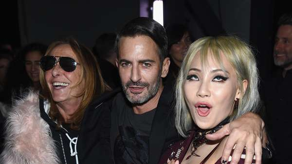 CL 2NE1 Eksis di New York Fashion Week