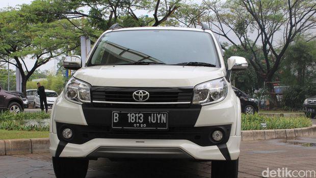Toyota Rush 2015