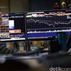 Menguat Terbatas, IHSG Dibuka di Level 6.452