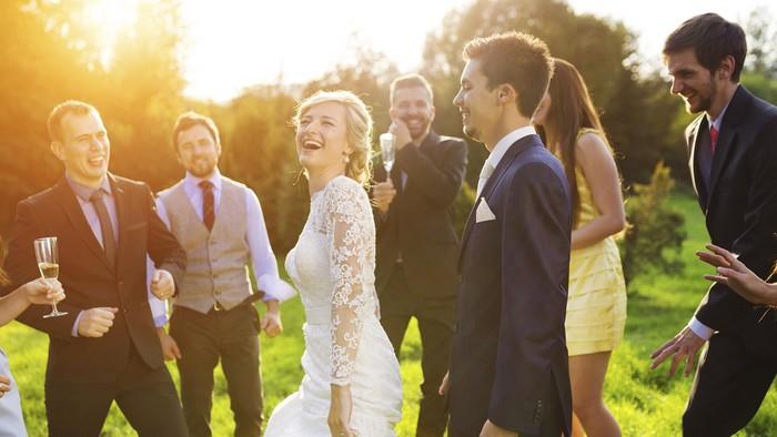 Ilustrasi pasangan menikah. Foto: Thinkstock