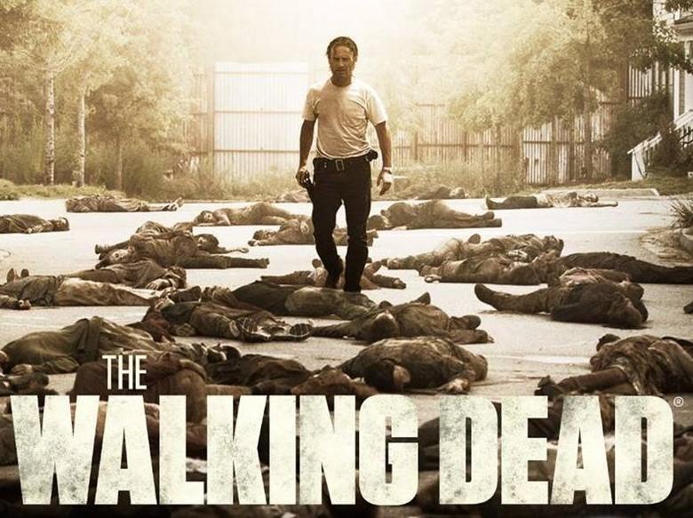 Ada Apa di Komik Terbaru The Walking Dead?