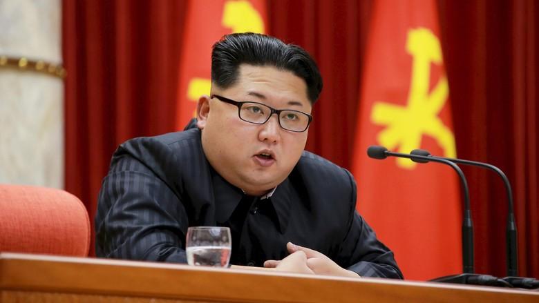 Beri Laporan Palsu ke Kim Jong-Un, 5 Pejabat Korut Dieksekusi