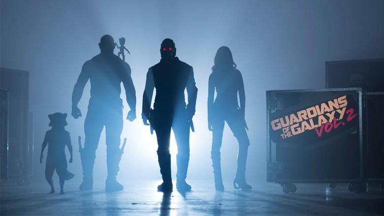 Pemain Tutup Mulut soal Pemecatan Sutradara Guardians of the Galaxy