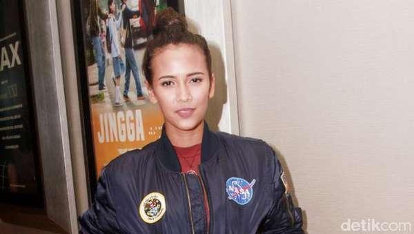 Nadine Alexandra Berjaket NASA