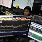 Berbeda dengan Bursa Asia, IHSG Dibuka Menguat ke 6.231
