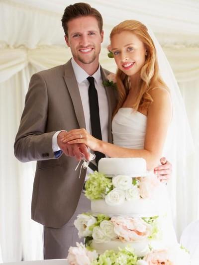 Ilustrasi pasangan pengantin. Foto: Thinkstock