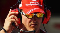 Kondisi Schumacher Sudah Membaik, Bisa Nonton Balapan