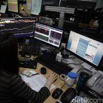 Data Ekonomi China dan AS Bayangi Pergerakan IHSG Hari Ini
