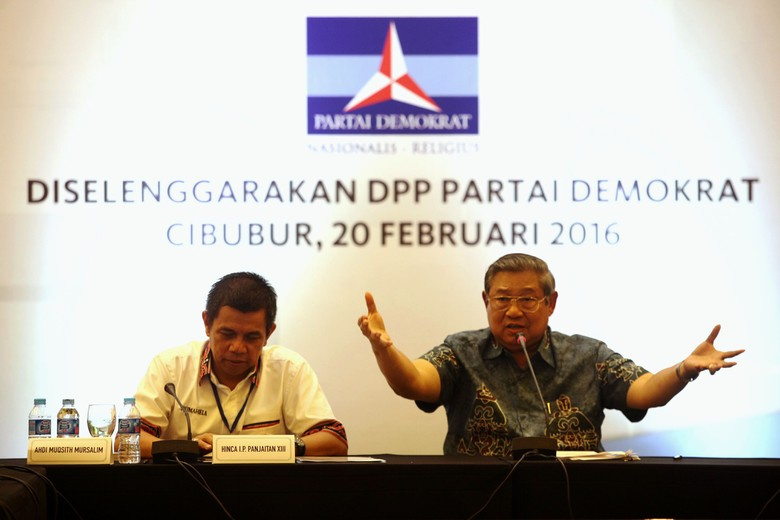 SBY Minta Penyebar Meme Ani Yudhoyono Capres PD 2019 Diinvestigasi