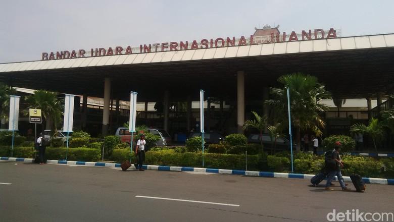 Foto:  Ilustrasi Bandara Internasional Juanda (Zainal/detikTravel)