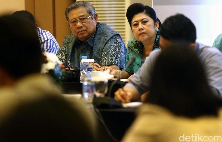 SBY Akhirnya Bicara Soal Meme Ani Yudhoyono Capres 2019 di Medsos