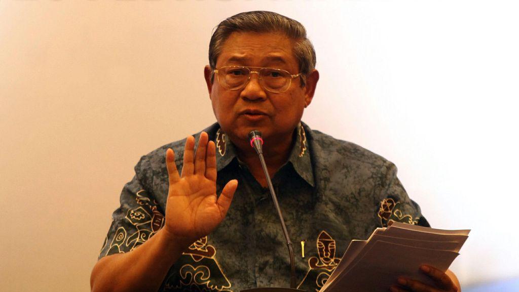 SBY Ingin Ekonomi di Tahun Politik Tetap Stabil