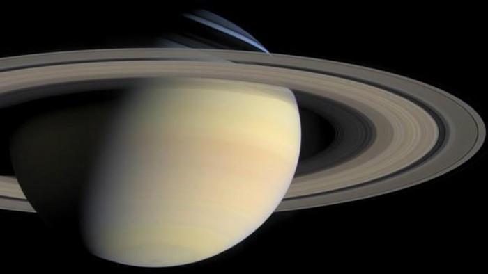 Planet Saturnus. Foto: BBC Magazine