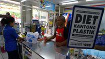 Pemkot Bekasi Minta Retail Tak Lagi Pakai Kantong Plastik
