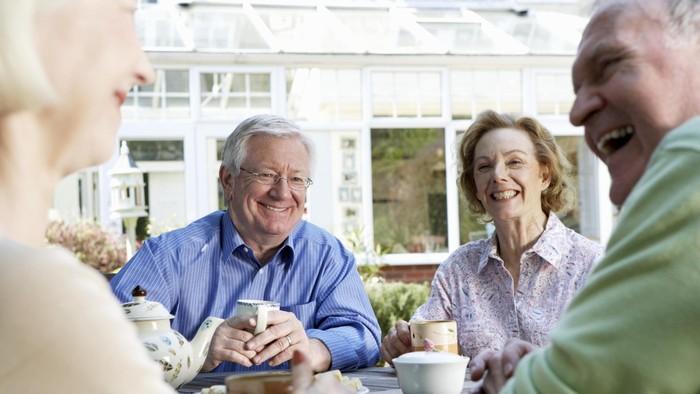 Sejumlah penyakit yang kerap menghampiri di usia tua. Foto: thinkstock