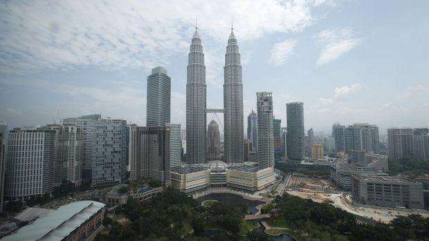 Petronas saat ini sudah menduduki peringkat 17 dunia.