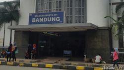 Puncak Arus Balik Usai, Pemudik Kereta ke Bandung Masih Tinggi