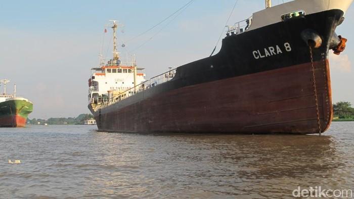 Kumpulan foto Sungai Musi di Palembang