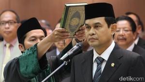 Ketua PT Manado Kena OTT, Tim Pemeriksa MA Klarifikasi Dirjen Badilum