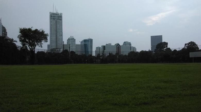 Mantap! Senayan Golf Driving Range akan Diubah Jadi Hutan Kota, Terhubung Stasiun MRT