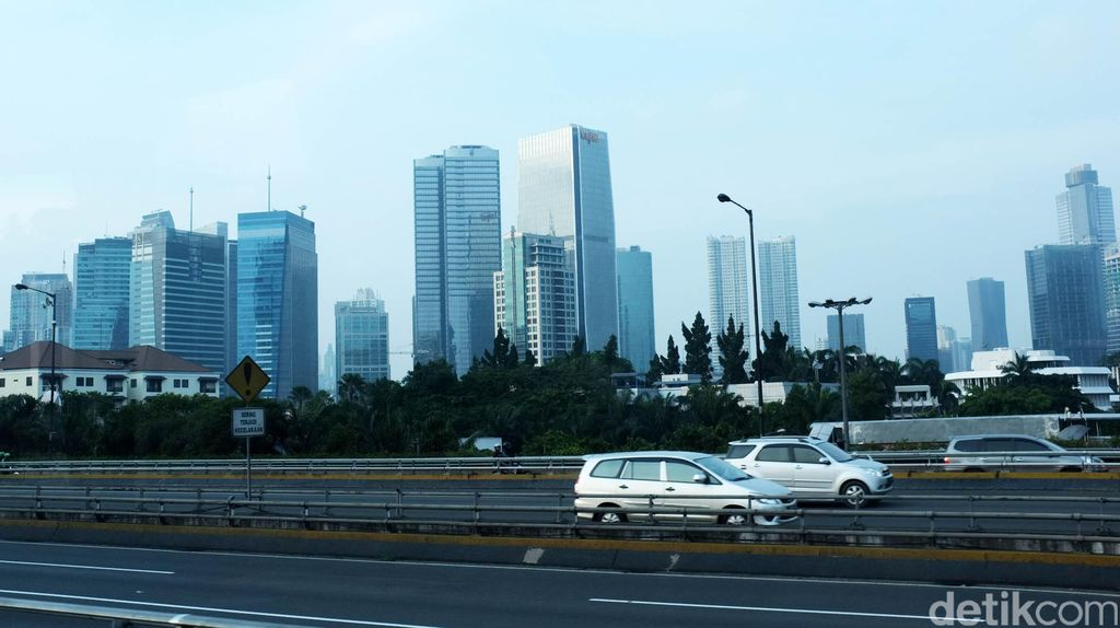 Jakarta Terancam Krisis Air
