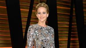 Parade Penampilan Jennifer Lawrence di Premiere 'The Hunger Games'