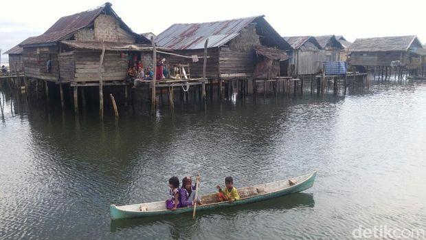 Suku Bajo di Konawe Selatan, Sultra
