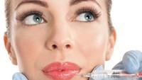Mau Cantik Berakhir Miris, Wajah Wanita Ini Lumpuh setelah Suntik Filler
