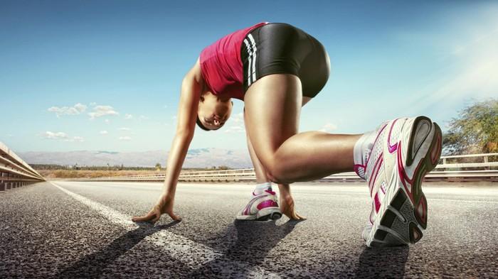 Para pegiat lari dari berbagai komunitas membagikan tips sehat agar lari tidak malah membuat kita kelelahan saat puasa. Foto: thinkstock