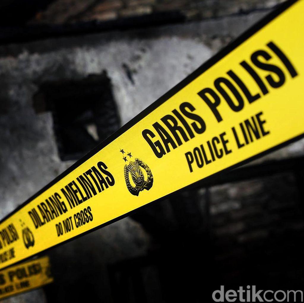 Pembunuhan Wanita di Hotel Sawah Besar Terungkap, Pelaku Tewas Bakar Diri