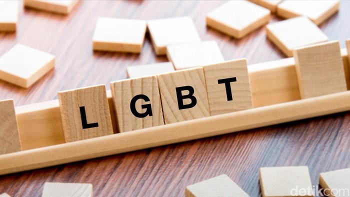 Ilustrasi LGBT