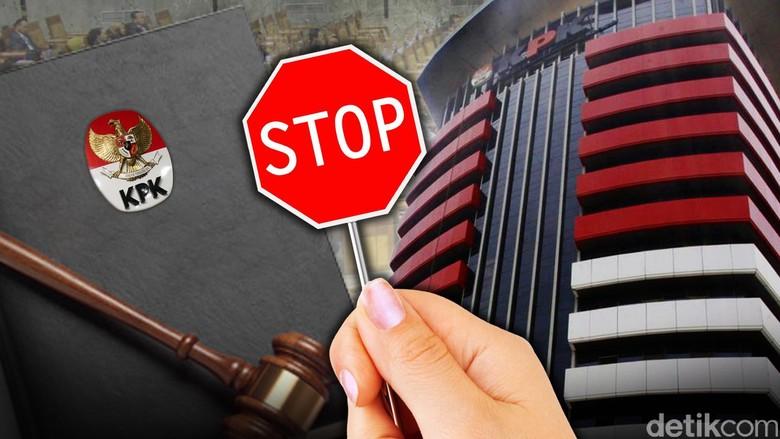 KPK: Revisi Tak Mendesak, UU 30/2002 Masih Bisa Jerat Kasus Besar