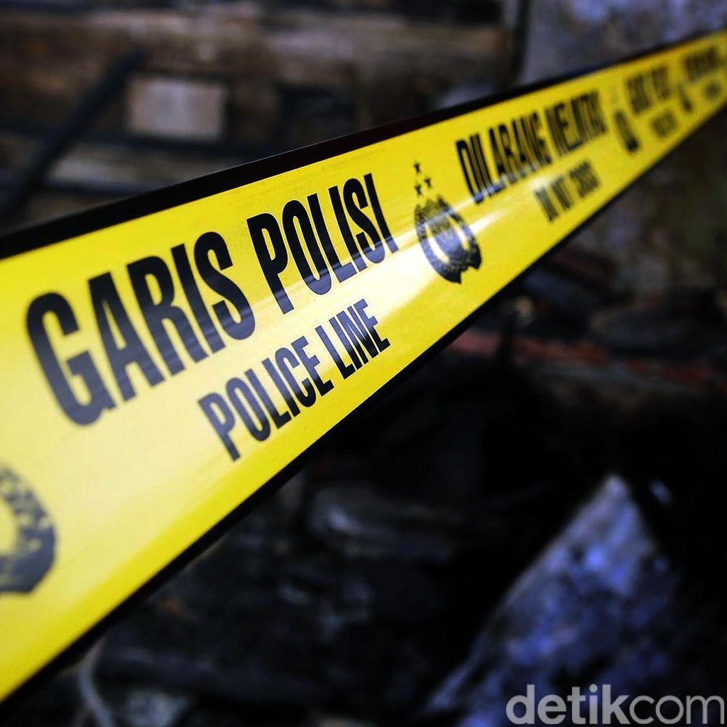 Polisi Amankan Pria Berpisau Ngamuk Dekat Pos Lantas Cengkareng