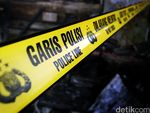 Pencurian Motor di Depan Toko ATK Bekasi Terekam CCTV