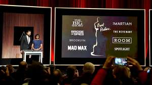 Parade Selebriti di Red Carpet BAFTA Awards 2014