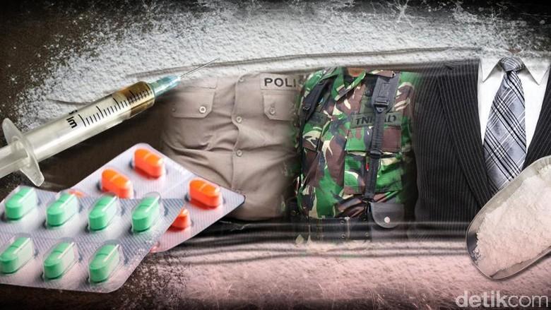Penggerebekan Kostrad, Mabes Polri Siap Tangani Anggota DPR yang Diciduk Narkoba