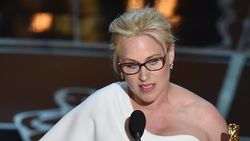 Menang Golden Globe, Patricia Arquette Minta Warga AS Jangan Golput