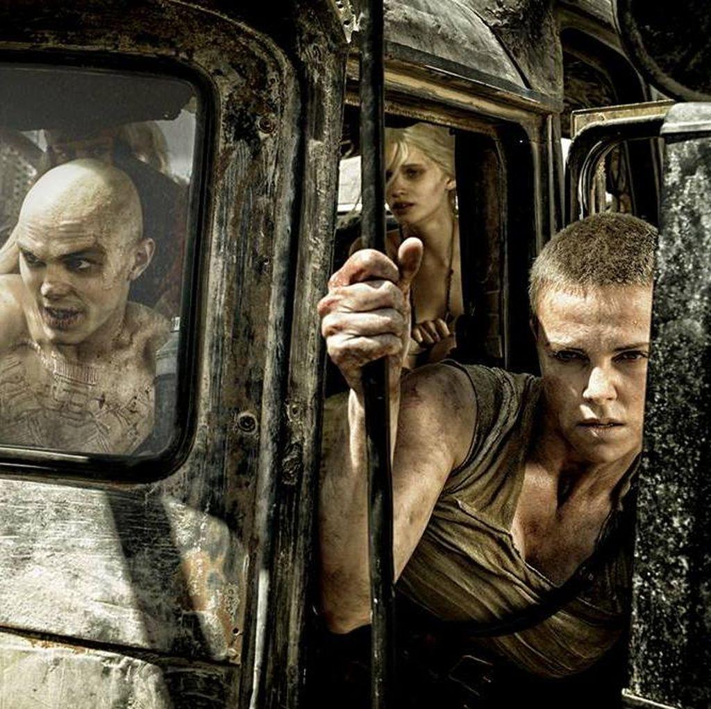 Spin-off Mad Max: Fury Road Lirik Anya Taylor-Joy Sebagai Furiosa