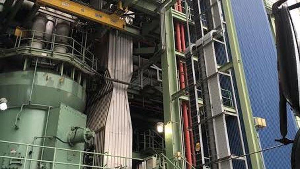 Pembangunan PLTU Cirebon 1.000 MW Dilanjutkan