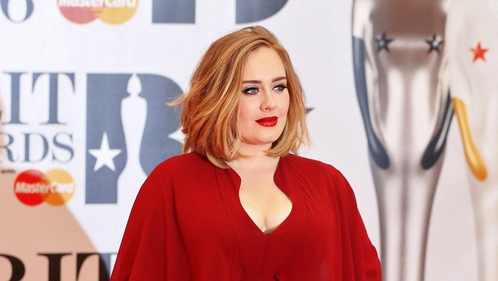 Seperti Kembar, Wanita Asal Swedia Ini Mirip Adele
